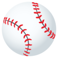 Baseball on JoyPixels 6.5
