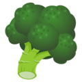 Broccoli on JoyPixels 6.5