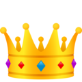 Crown on JoyPixels 6.5
