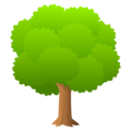 Deciduous Tree on JoyPixels 6.5
