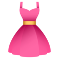 Dress on JoyPixels 6.5
