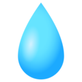 Droplet on JoyPixels 6.5