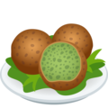 Falafel on JoyPixels 6.5