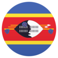 Flag: Eswatini on JoyPixels 6.5