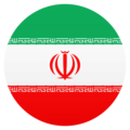 Flag: Iran on JoyPixels 6.5