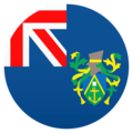 Flag: Pitcairn Islands on JoyPixels 6.5