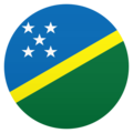 Flag: Solomon Islands on JoyPixels 6.5