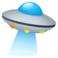 Flying Saucer on JoyPixels 6.5