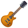 Guitar on JoyPixels 6.5