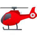 Helicopter on JoyPixels 6.5