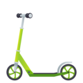Kick Scooter on JoyPixels 6.5