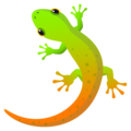 Lizard on JoyPixels 6.5