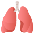 Lungs on JoyPixels 6.5