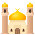 Mosque on JoyPixels 6.5