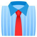 Necktie on JoyPixels 6.5