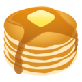 Pancakes on JoyPixels 6.5