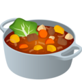 Pot of Food on JoyPixels 6.5