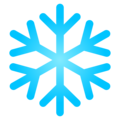Snowflake on JoyPixels 6.5