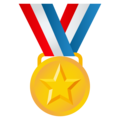 Sports Medal on JoyPixels 6.5