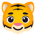 Tiger Face on JoyPixels 6.5
