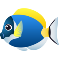 Tropical Fish on JoyPixels 6.5