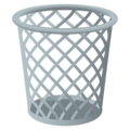 Wastebasket on JoyPixels 6.5