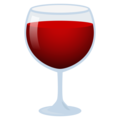 Wine Glass on JoyPixels 6.5