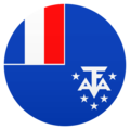 Flag: French Southern Territories on JoyPixels 6.6