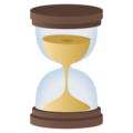 Hourglass Not Done on JoyPixels 6.6