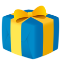 Wrapped Gift on JoyPixels 6.6