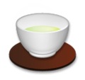Teacup Without Handle on LG Velvet