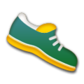 Running Shoe on LG G5