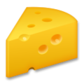 Cheese Wedge on LG G5