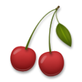 Cherries on LG G5