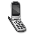 Clamshell Mobile Phone on LG G5
