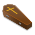 Coffin on LG G5
