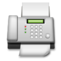 Fax Machine on LG G5