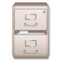 File Cabinet on LG G5
