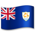 Flag: Anguilla on LG G5