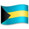 Flag: Bahamas on LG G5