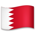 Flag: Bahrain on LG G5