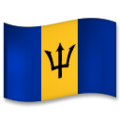 Barbados Flag Emoji