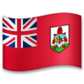 Flag: Bermuda on LG G5