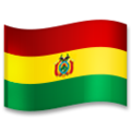 Flag: Bolivia on LG G5