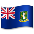 Flag: British Virgin Islands on LG G5