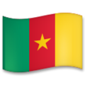 Flag: Cameroon on LG G5