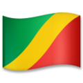 Flag: Congo - Brazzaville on LG G5