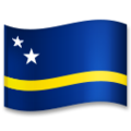 Flag: Curaçao on LG G5