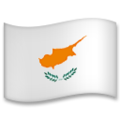 Flag: Cyprus on LG G5