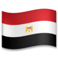 Flag: Egypt on LG G5